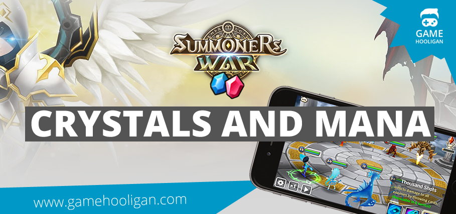 Free Summoners War Crystals