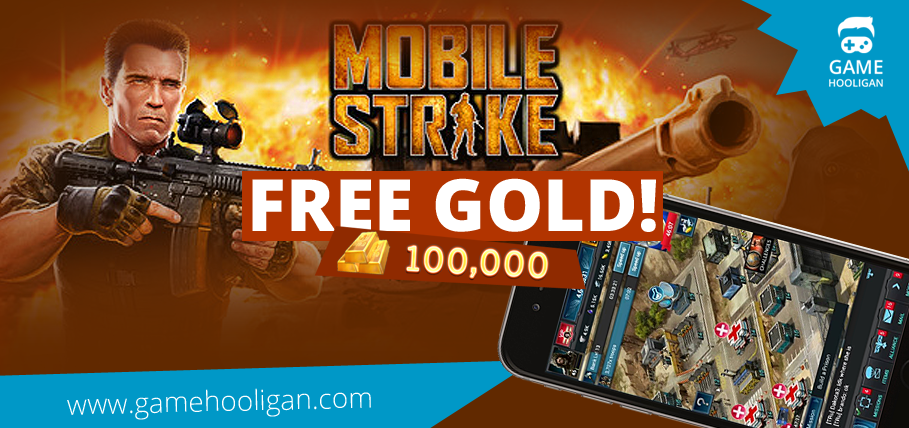 Free Mobile Strike Gold