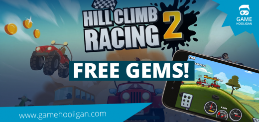 Hill Climb Racing 2 Free Gems